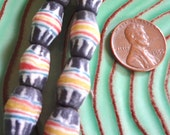 Krobo Bicone Beads -African Trade Beads