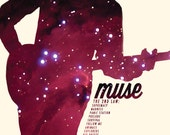 Muse - 2nd Law Album Poster