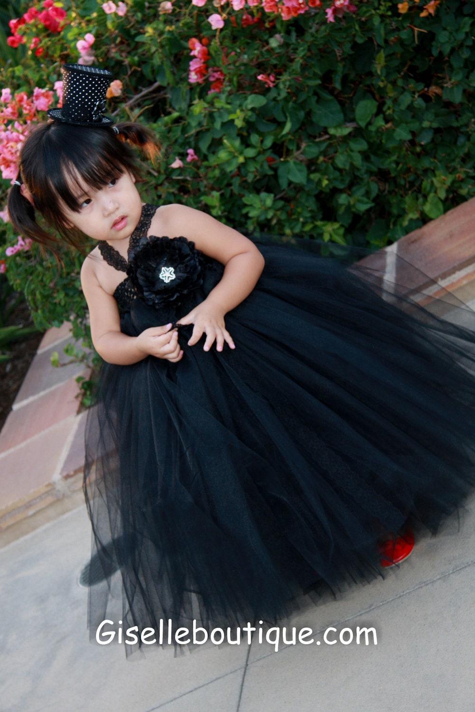 Black Little Girl Dresses