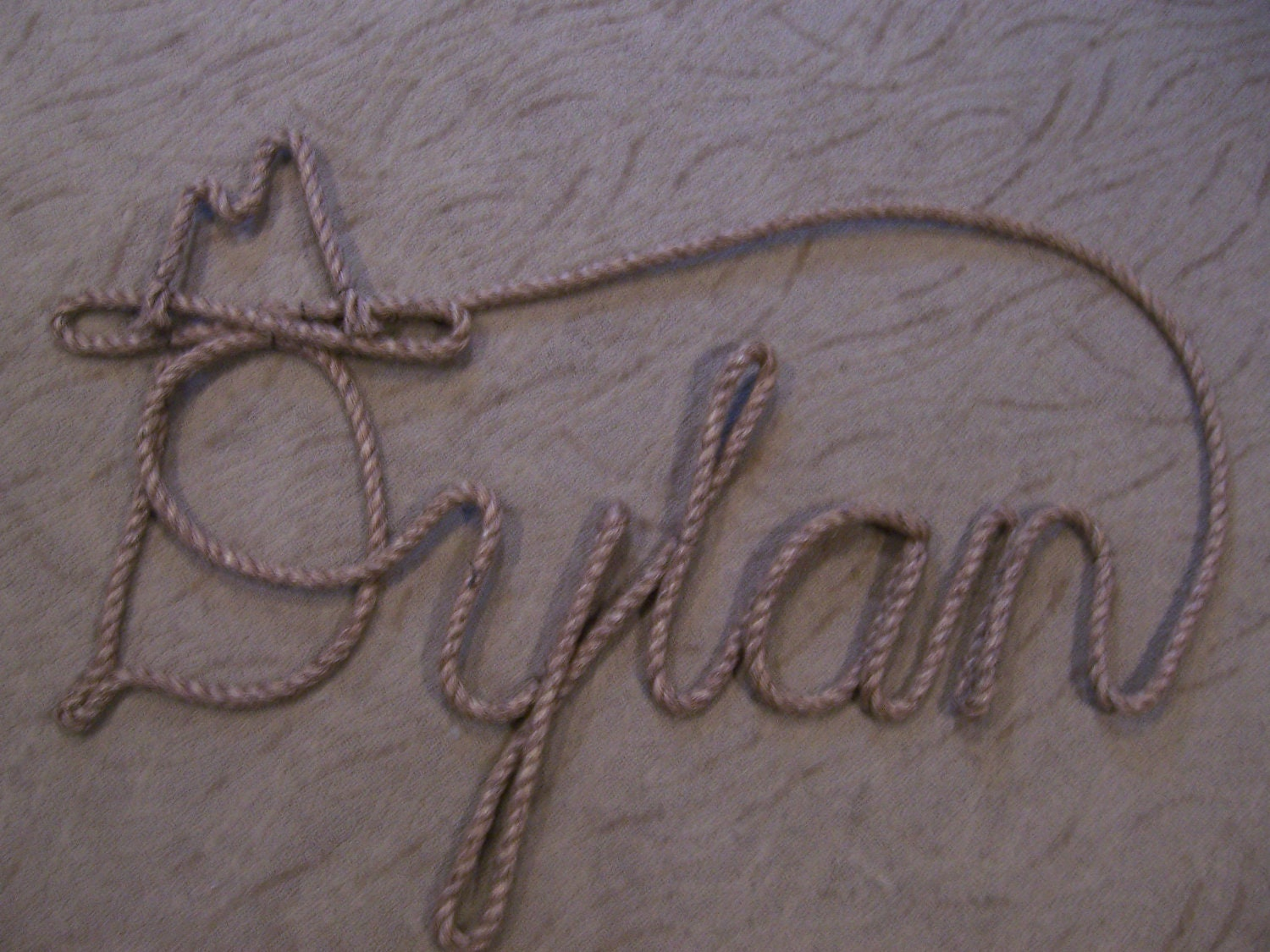 items similar to western rope art rope art names design