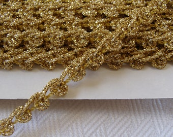 Gold Trim 3yds mm.8