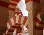 "Mezquita in Cordoba, Spain - 8"" x 10"" fine art print"