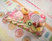 Summertime Sweets Cinnamaroll Decoden Kawaii Deco Case for iPod Touch 4