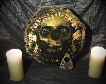 Skull Spirit Board by LordMock