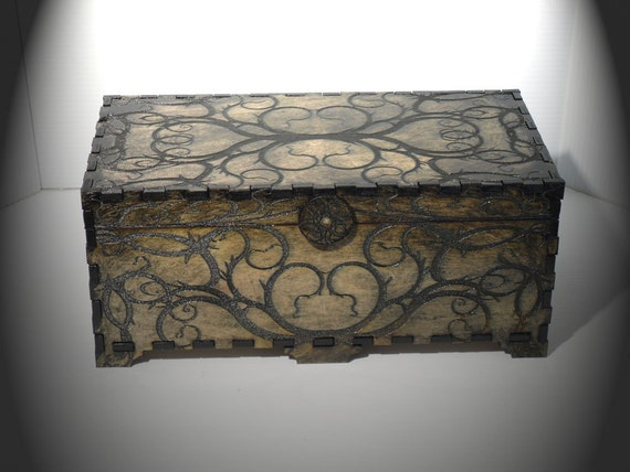 Lord Mock's Thorn Vine Box