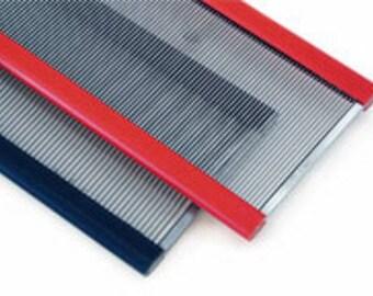 "1 New Stainless Steel Reed 36""  fit most looms (Leclerc, Schacht) - Ros/Peigne 36"" en acier inoxydable - Métier à tisser"