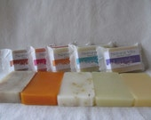 Free Shipping: Mix and Match 6 Sample Soaps