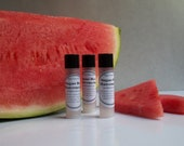 Sugar Beet Watermelon - Three Tubes - Lip Balm - by Simply Natural
