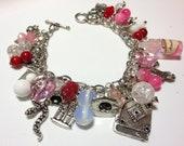 RESERVED for JulieJay--  Amortentia Harry Potter Love Potion Charm Bracelet