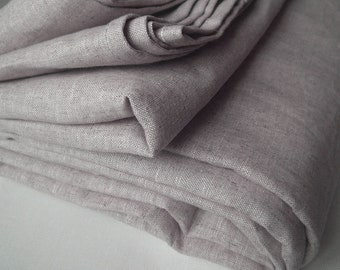 Durable Linen 100% Flax Duvet cover Oatmeal Beige - Washed Softened Rough Style - Twin FullDouble Queen King Cal King -Heavy weight Linen