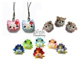 Swarovski crystal 2 Kitties, 3 hamsters and 6 penguins reserved for striolo