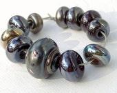 Lampwork Bits and Pieces : Destash Bead Set