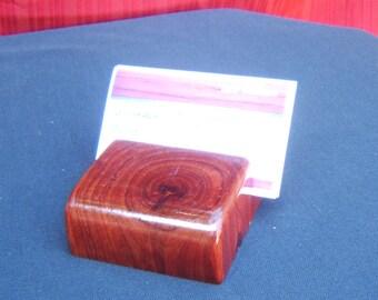 Business Card Holder (Cedar)
