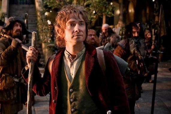 Children's 4 pc. Bilbo Baggins Costume The Hobbit