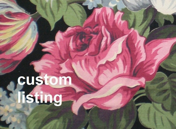 Custom Order for Diana