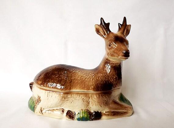 Deer terrine - made in France