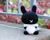 Black Licorice Bunny