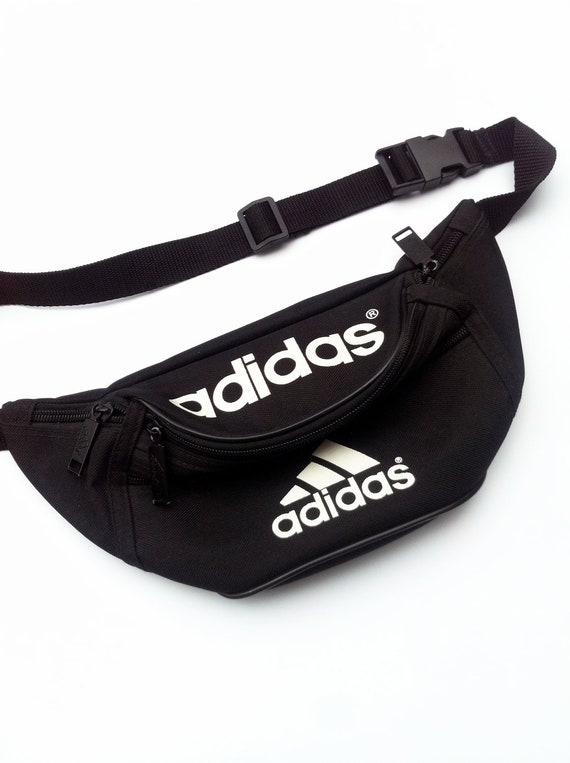 Classic 90s Adidas Fanny Pack - 28 to 38