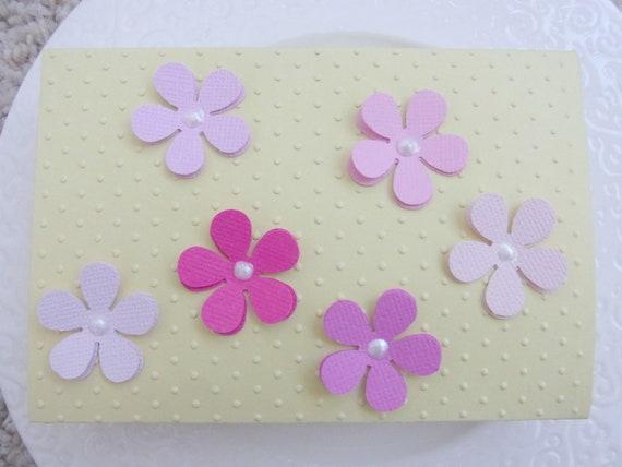 Custom Order for Julie, Flower Matchbox, wedding, Party and Baby Shower
