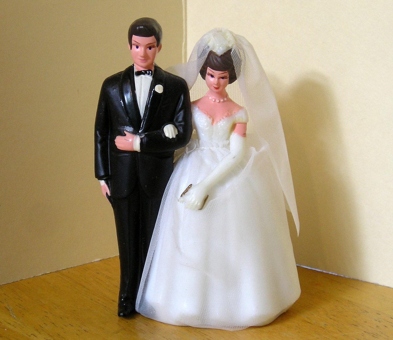 Wedding Cake Toppers Vintage: Coupon 10% Off Vintage Wedding Cake Topper Top Happy Bride