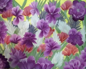 Original Painting by Noted Artist Kimberly Rowlett