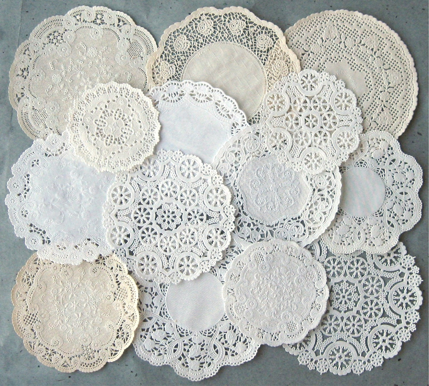 paper doilies where to buy The secret weapon in your diy wedding toolkit: lace paper doilies and ideas to make doily chandeliers, doily wrapping paper, doily garlands.