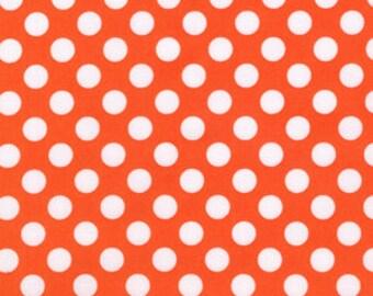 Tangerine Ta Dot From Michael Miller