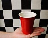 Porcelain Picnic Cup