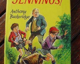 Typically Jennings by Anthony Buckeridge 1974 vintage hardback book