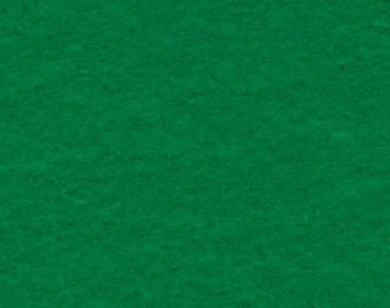 """18"""" x 24"""" Kelly Green Acrylic Felt FQ - equal to 4 Sheets Felt"""