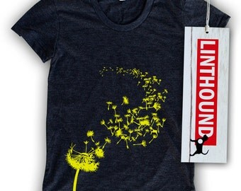 Dandelion Seeds Women's T-Shirt