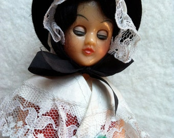 Beautiful Vintage International Doll