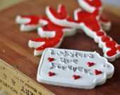 Customizable Edible Gift Tag ( Cookie) - Add On Only Please - SugarLaneBakeShop