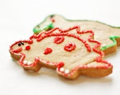 Gingerbreadasaurus - Dinosaur Decorated Gingerbread Cookies - SugarLaneBakeShop