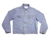1950's Roebucks Selvage Denim Jacket size 38