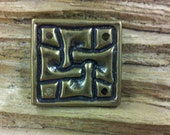 Belt plate- sold individually