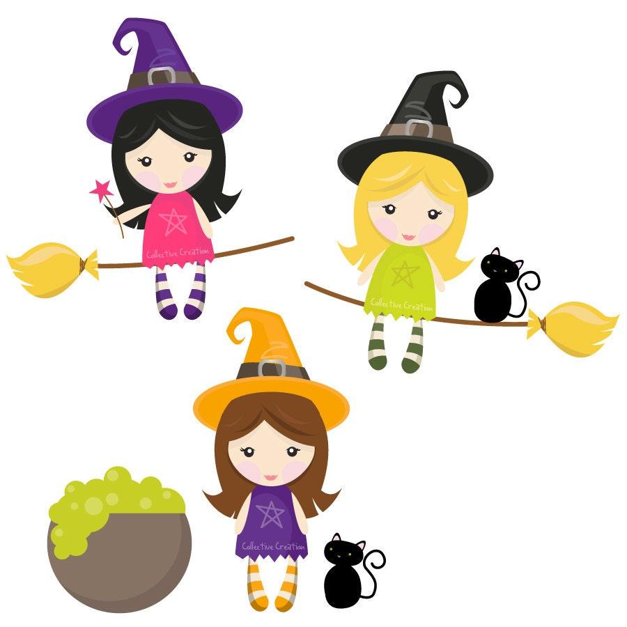 clipart halloween hexen - photo #6