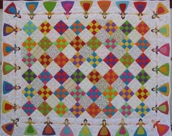 Dancing Ladies Quilts