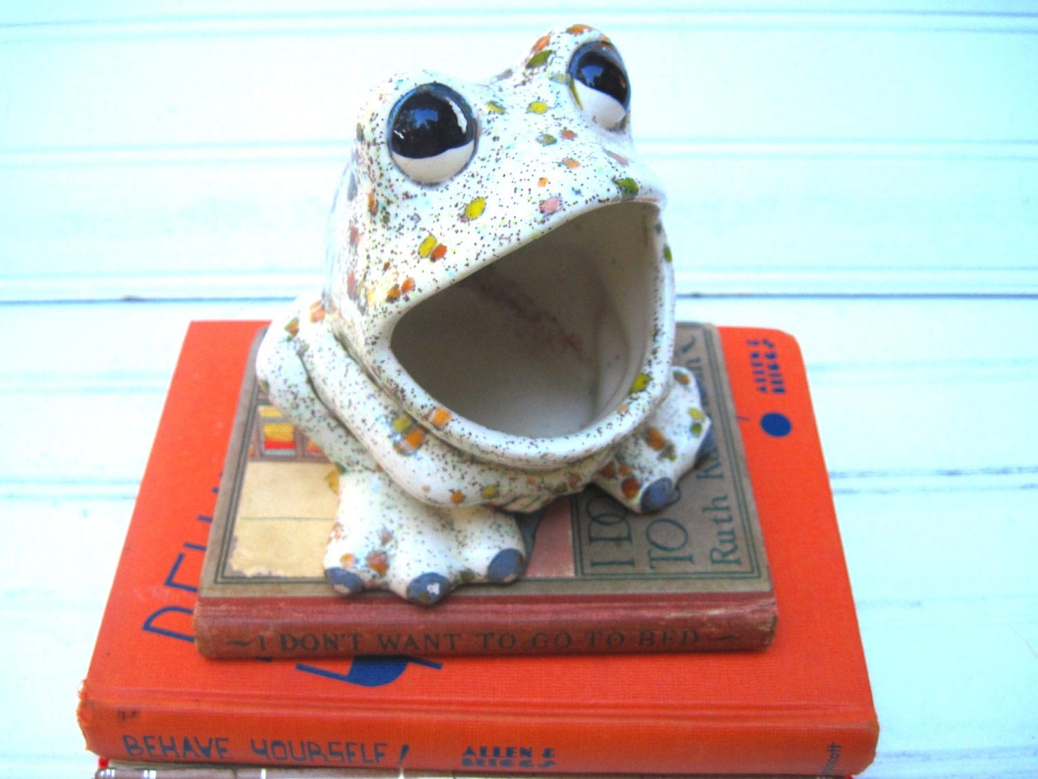 Toad frog sponge holder kitchen sink dish washing - Frog sponge holder kitchen sink ...