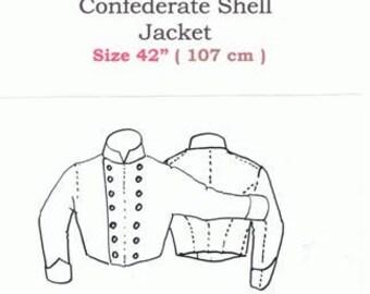 Confederate Shell Jacket.