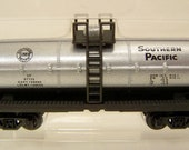 Vintage Southern Pacific Tank Car N Scale Miniature toy