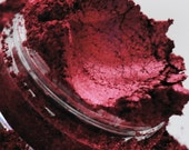 Shameless Eyeshadow Mineral Make up eyeliner 5g Sifter Jar red cherry rouge Eye shadow Petite size