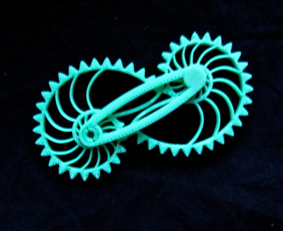 Nautilus 3D Printed Gear Toy