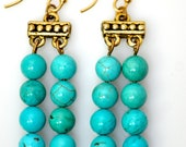 Twisted Twos - Turquoise