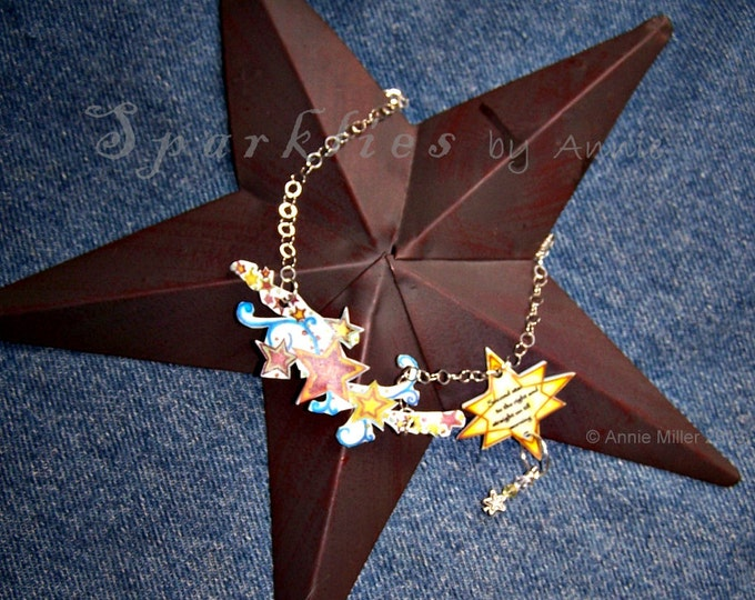 Follow Your Star Necklace