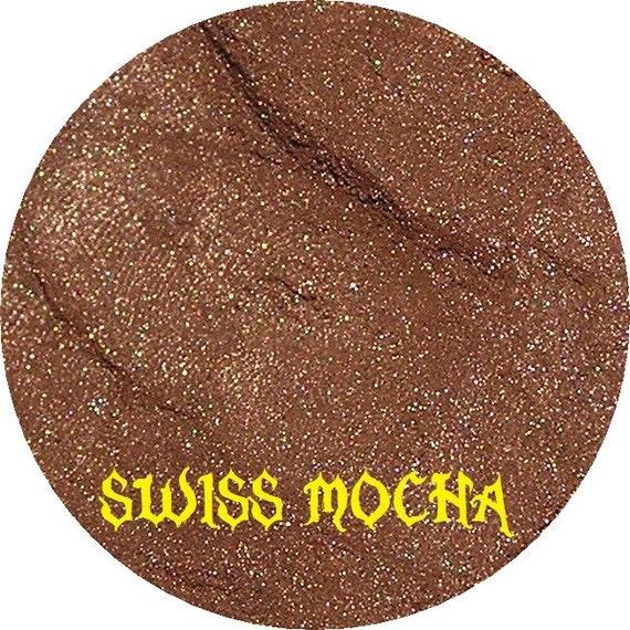 SWISS MOCHA - Shimmery Eyeshadow Pot - 5 Gram Pot - Clearance