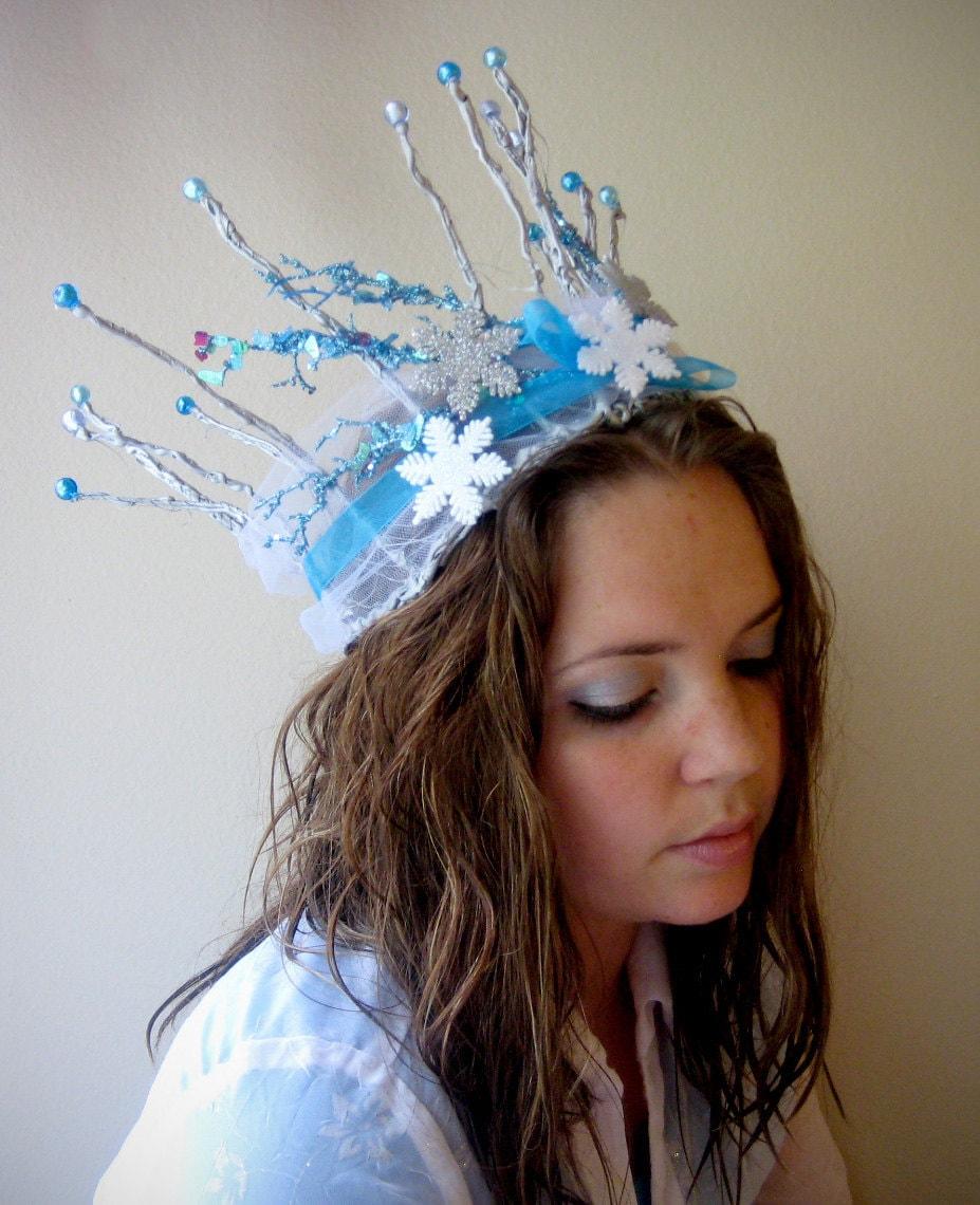 Как сделать корону из фольги