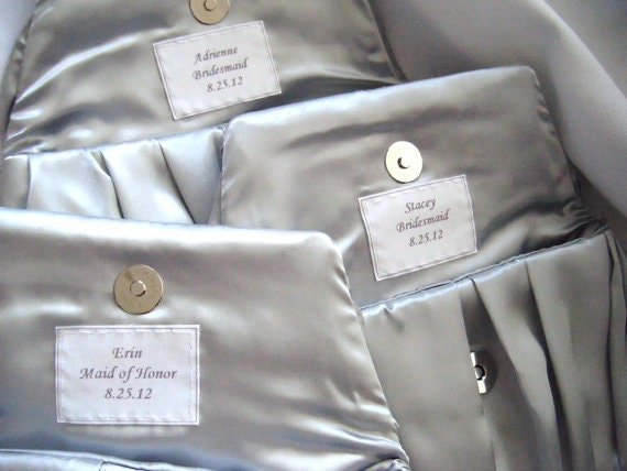 Bridal Labels  Custom Printed and Personalized for Any Occasion