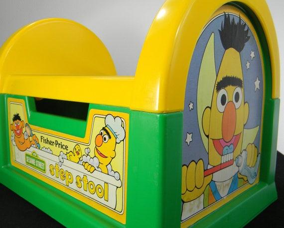 Fisher Price Sesame Street Bert Amp Ernie By Lillysluckypenny