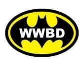 WWBD Bumper Sticker